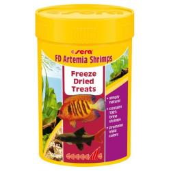 Sera Artemia Shrimps Alimento para peces 100 ml