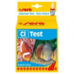 Sera Cl Test De Cloro Acuarios 15 ml