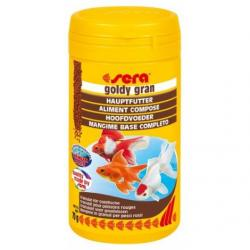 Sera Goldy Color Spirulina Alimento para peces 250 ml
