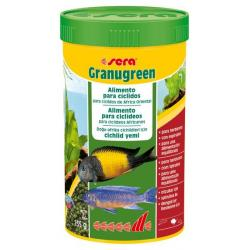 Sera Granugreen Nature Alimento para peces 250 ml