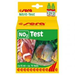 Sera NO2 Test De Nitrito Acuarios 2 x 15ml
