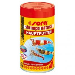Sera Shrimps Natural Acuarios Gambas En Gránulos 100 ml