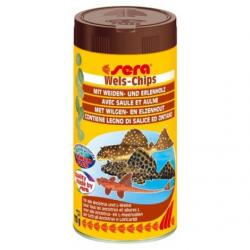Sera Wels-Chips 250 ml