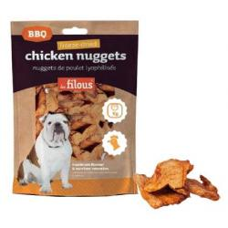 Les Filous Snack Nuggets Pollo Barbacoa 100 g