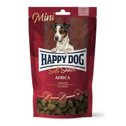 Happy Dog Snack Soft Mini Africa para Perros 100g