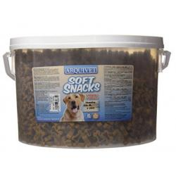 Arquivet Soft Snacks Huesitos Cordero y Arroz 4,8Kg