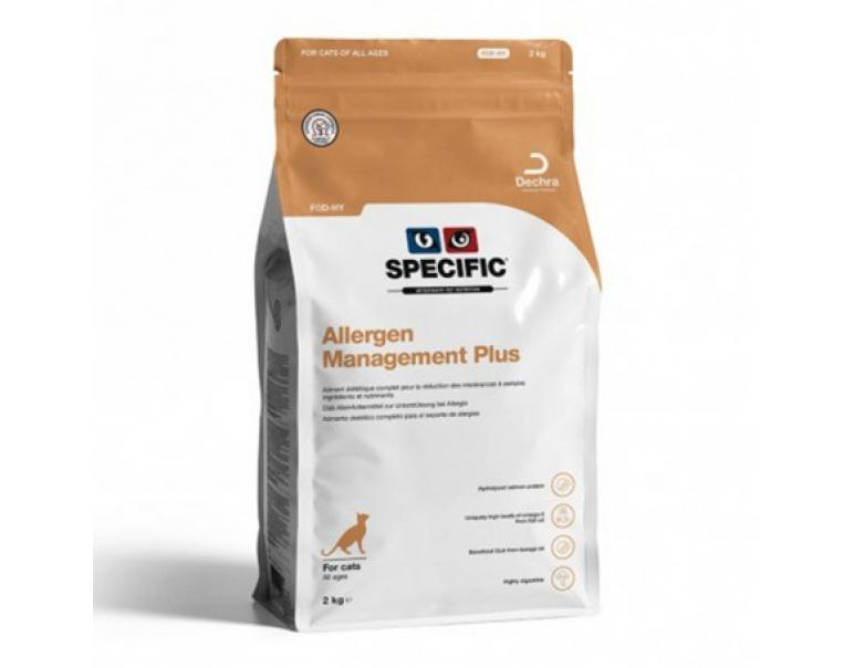Specific Allergy Management Plus FOD-HY 2kg