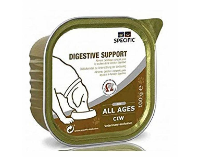 Specific CIW Digestive Support Perros 7 x 100 g