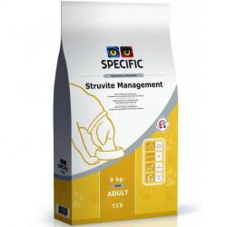 Specific Struvite Management CCD Pack 2 x 15kg