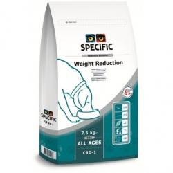 PACK AHORRO Specific Weight Reduction CRD-1 Pienso para Perros 2x12kg