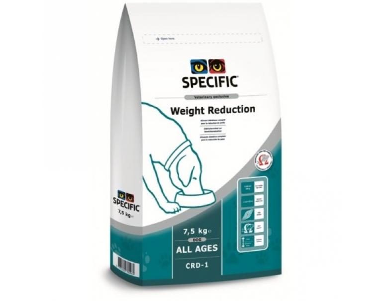 Specific Weight Reduction CRD-1 Pienso para Perros 6kg