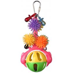 CoolToys Spinning Maraca Aves S/M 16 x 7,5 cm