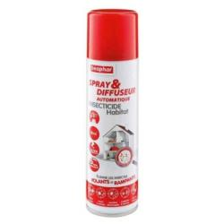 Spray Difusor Insecticida Ambiental 250ml