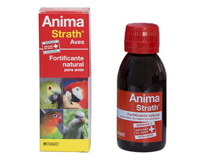 Stangest Anima Strath Fortificante Aves 100ml