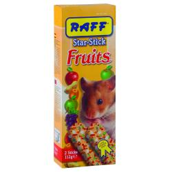 Raff Stick Fruits Hámster 112g