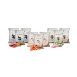 Summit 10 Slow Cooked Pack Beauty Salmón Pavo Ternera Pollo para Perros 5kg