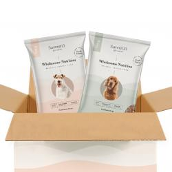 Summit 10 Slow Cooked Pack Sensitive Digestion Salmón Pavo para Perros 3kg