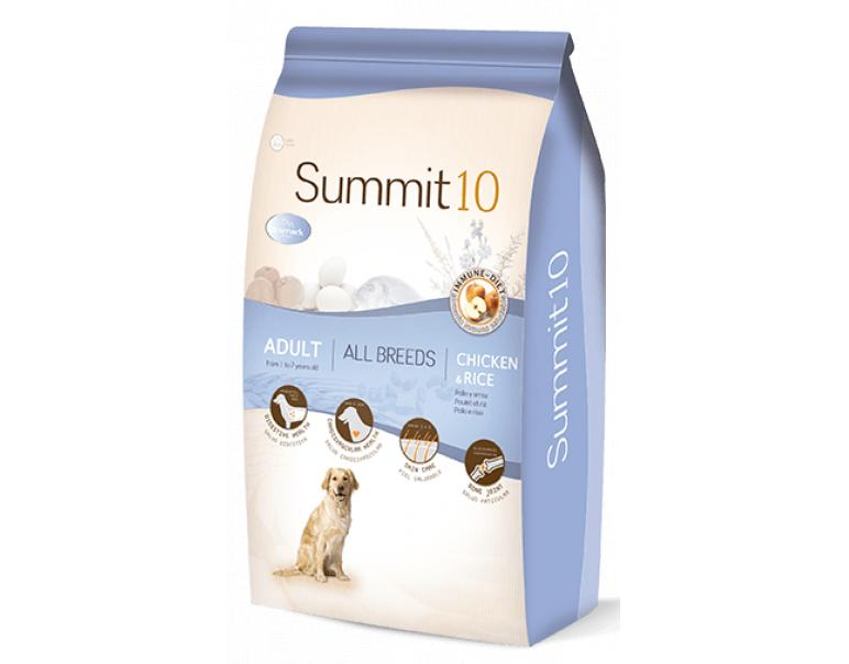 Summit10 Adulto Pollo y Arroz 3kg