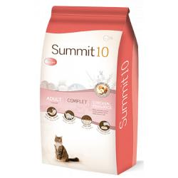 Summit10 Gato Adult Pollo, Pescado y Arroz 3kg