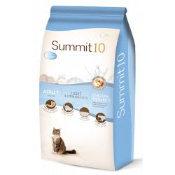 Summit10 Gato Esterilizado Light 1,5kg