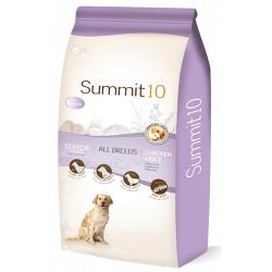 Summit10 Senior Light Pollo y Arroz 15kg