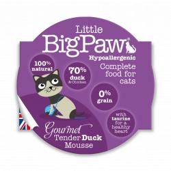 PACK AHORRO Big Paw Pato Mousse 8x85gr