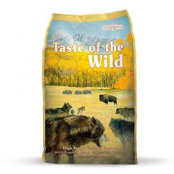 Taste of The Wild Perro Adulto High Prairie 18kg