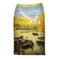 Taste of the Wild High Prairie Bisonte & Venado 6Kg