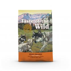 Taste of the Wild High Prairie Cachorro 5,6 kg