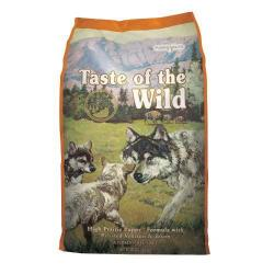 Taste Of The Wild High Prairie Puppy Bisonte y Venado 13 kg