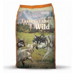Taste of the Wild High Prairie Puppy con Carne de Bisonte y Venado 2kg
