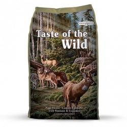 Taste of the Wild Pine Forest Alimento para Perros 12,2kg
