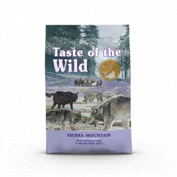 Taste of the Wild Sierra Mountain Pienso para Perros 12,2 kg