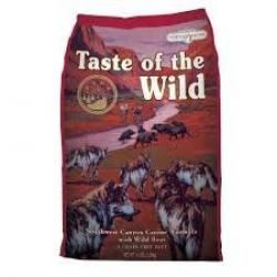 Taste Of The Wild Southwest Canyon con Buey y Jabalí 2kg