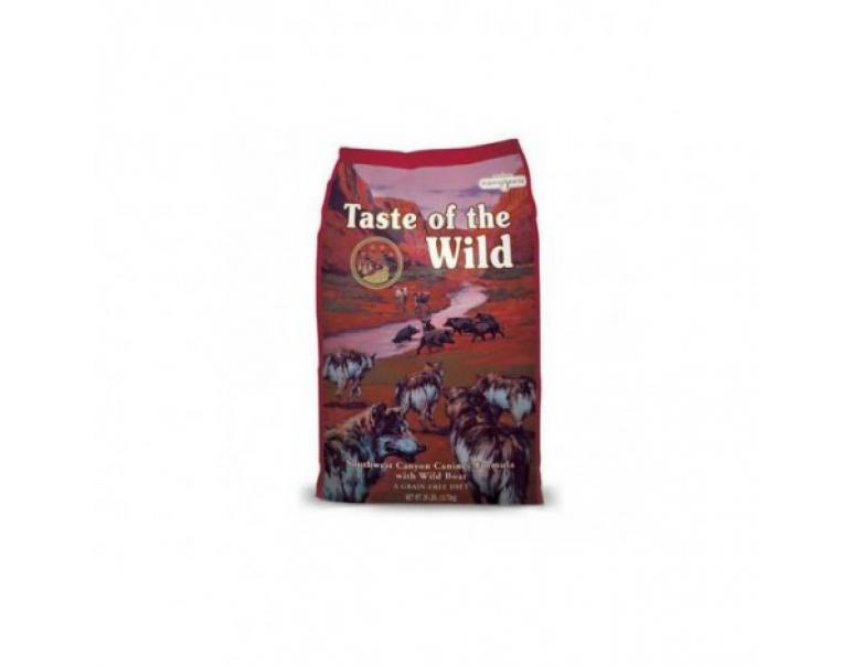 Taste Of the Wild Southwest Canyon Buey y Jabalí 2.3 kg