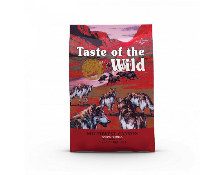 Taste of the Wild Southwest Canyon Pienso para Perros 12,2kg