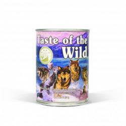 PACK AHORRO Taste of the Wild Wetlands Pato 12x390g