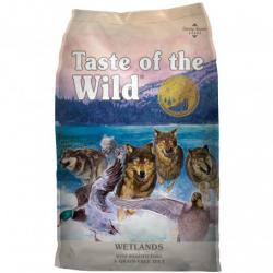 PACK AHORRO Taste of the Wild Wetlands Alimento para Perros 2x12,2kg