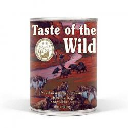 Taste of the Wild Southwest Canyon Buey & Jabalí 374g