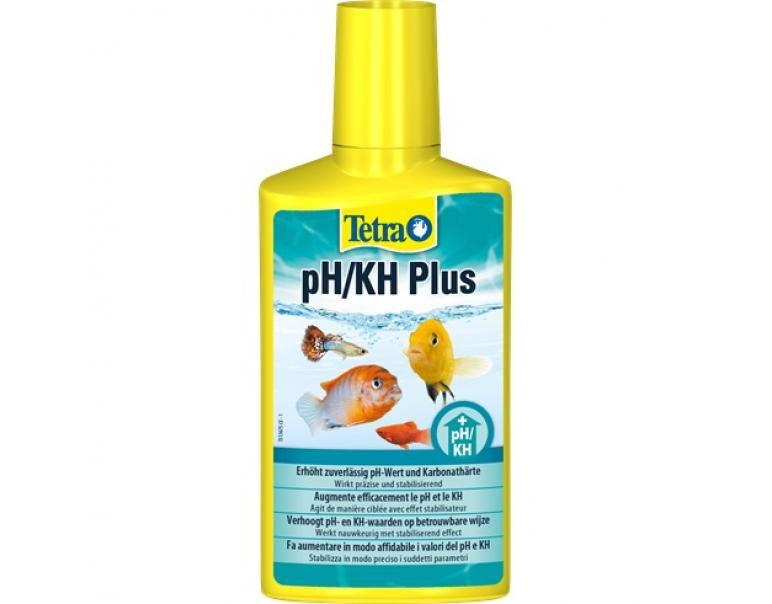 Tetra ph/kh Plus Aumento de los Valores de ph/kh 250ml