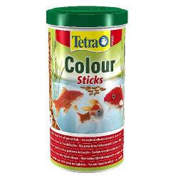 Tetra Pond Color Sticks Alimento para Peces de Estanque 1L