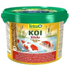 Tetra Pond Koi Sticks Alimento para Carpas 2x10L