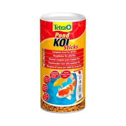 Tetra Pond KOI Sticks alimento para peces 4 L