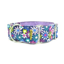 ThePetLover Martingale Flowers 4 x 30-40 cm
