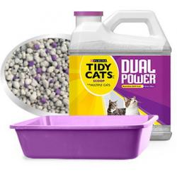 Tidy Cats Dual Power 3x 6,35kg