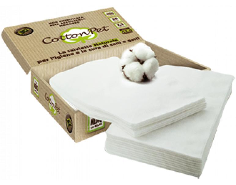 Cotton Pet Toallitas Ecológicas S