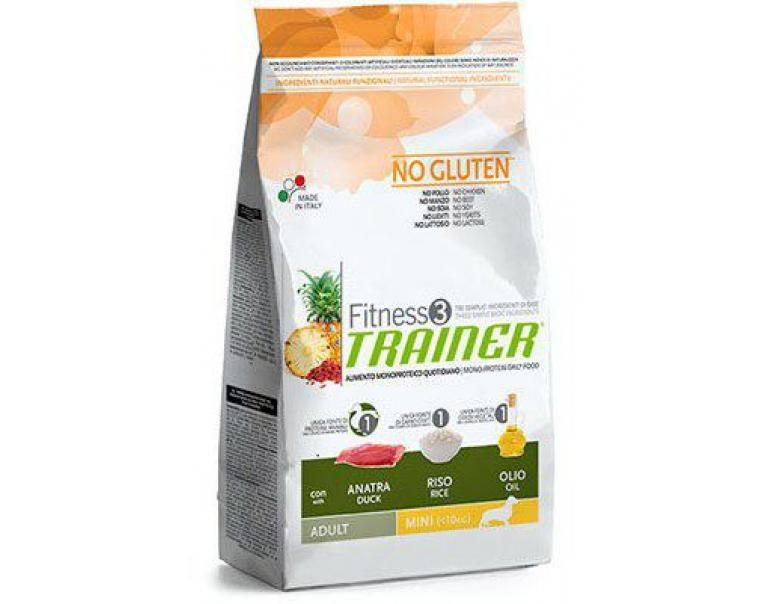 Trainer Fitness3 Perro Adulto Mini Pato 7,5 kg