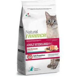 Trainer Natural Cat Adult Sterilized Salmón 1,5Kg
