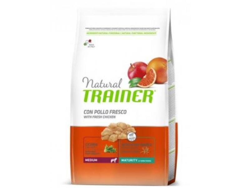 Trainer Natural Medium Maturity 12Kg