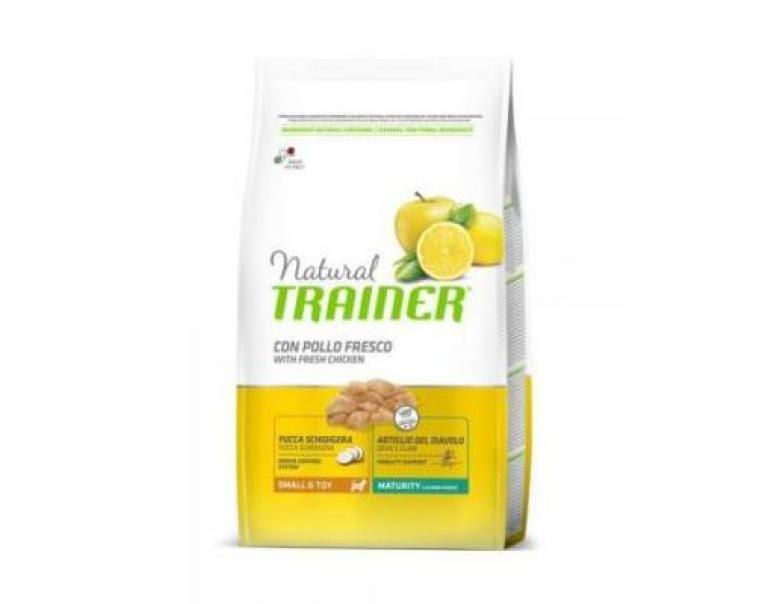 Trainer Natural Small & Toy Maturity 2Kg